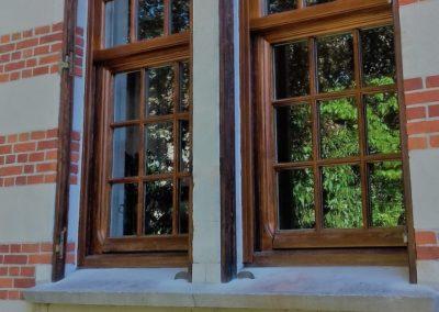 Vitrage feuilleté isolant de rénovation/Verre étiré